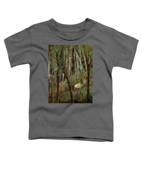 Forest Cat Toddler T-Shirt