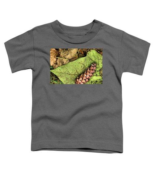 Forest Floor Still Life Toddler T-Shirt