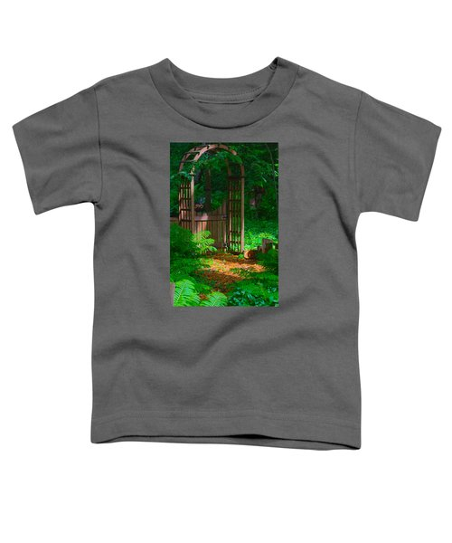 Forest Gateway Toddler T-Shirt