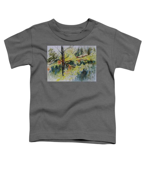 Forest Giant Toddler T-Shirt