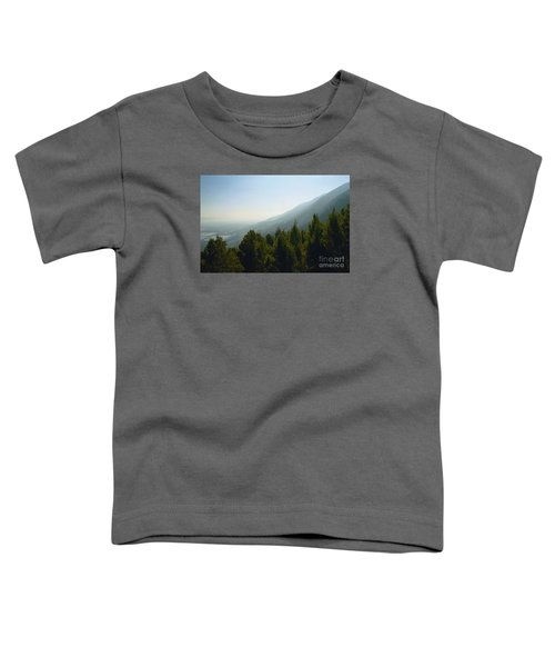 Forest In Israel Toddler T-Shirt