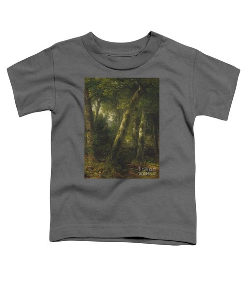 Forest In The Morning Light Toddler T-Shirt