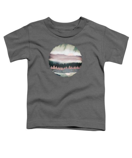 Forest Lake Evening Toddler T-Shirt