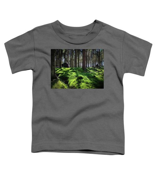 Forest Of Verdacy Toddler T-Shirt