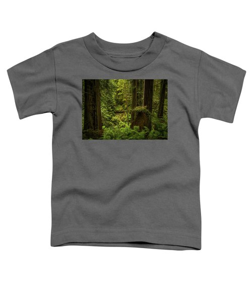 Forest Primeval Toddler T-Shirt