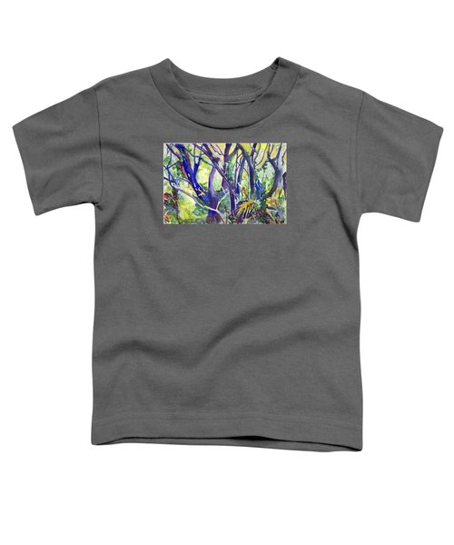 Forest Rainbow Toddler T-Shirt