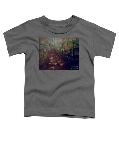 Forest Rays Toddler T-Shirt