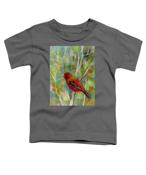 Forest Serenity Toddler T-Shirt