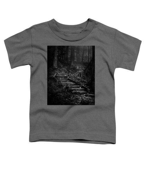 Forest Stairs Toddler T-Shirt