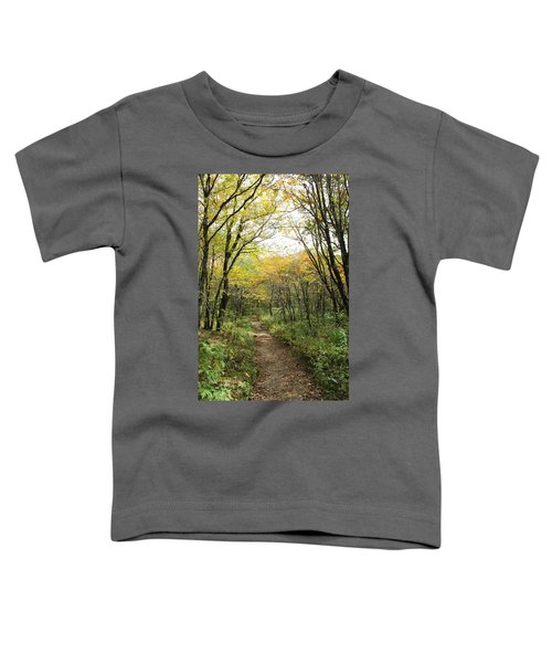 Forest Trail Toddler T-Shirt
