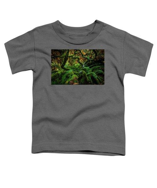Forever Green Toddler T-Shirt