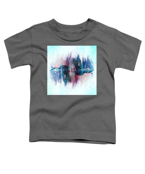 Forgive Arrow Toddler T-Shirt