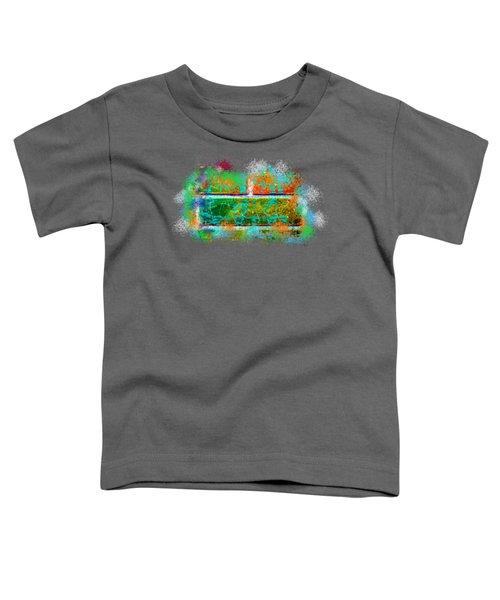Forgive Brick Orange Tshirt Toddler T-Shirt
