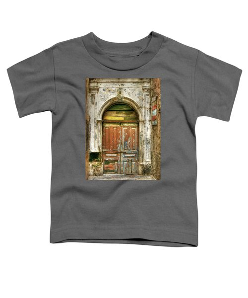 Forgotten Doorway Toddler T-Shirt
