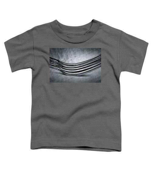 Forks - Antique Look Toddler T-Shirt