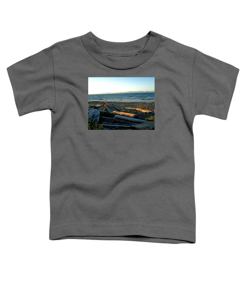 Fort Driftwood - Vancouver Island - Bc Toddler T-Shirt