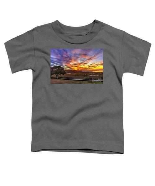 Enlightened Tree Toddler T-Shirt