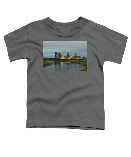 Fort Worth Color Toddler T-Shirt