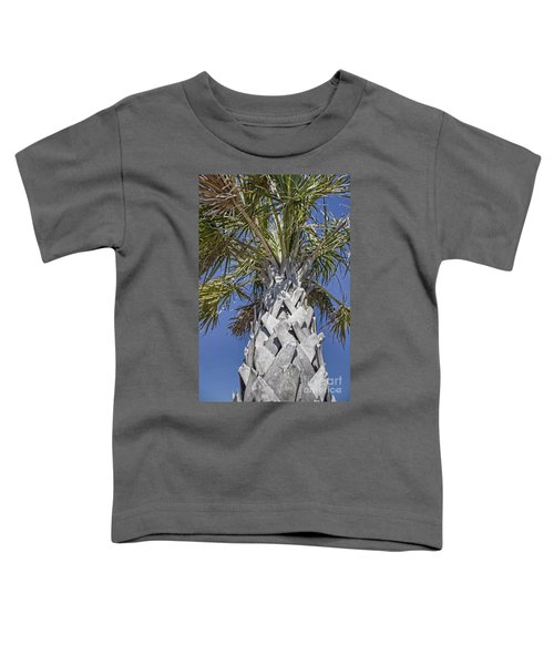 Fortified Foundation Palm Toddler T-Shirt
