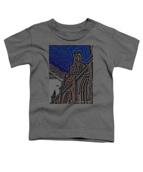 Fortified Toddler T-Shirt