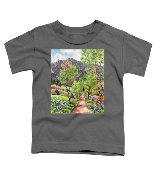 Forty Years Running Toddler T-Shirt