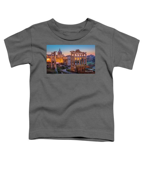 Forum Romanum Dawn Toddler T-Shirt