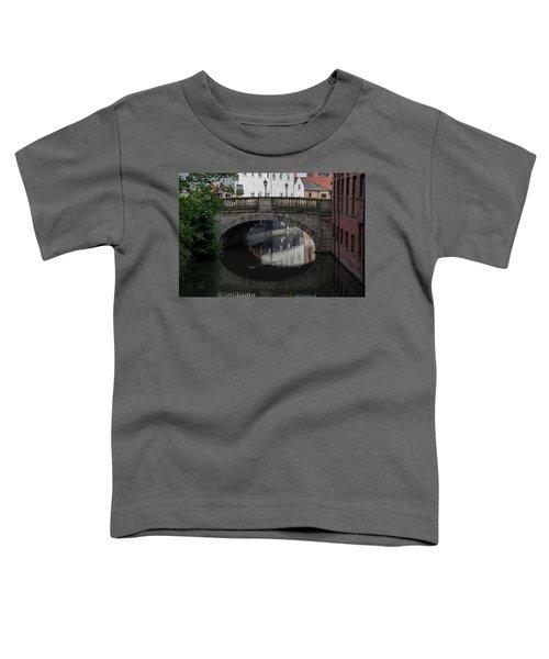 Foss Bridge - York Toddler T-Shirt