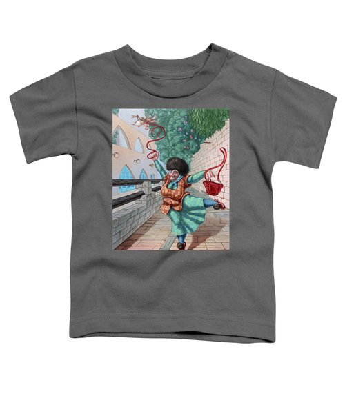 Fouette Toddler T-Shirt