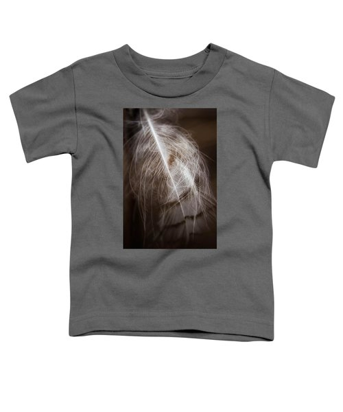 Found Feather Toddler T-Shirt