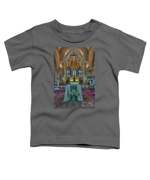 Four Angels Toddler T-Shirt