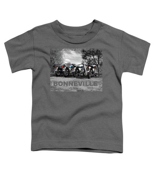 Four Bonnevilles Toddler T-Shirt