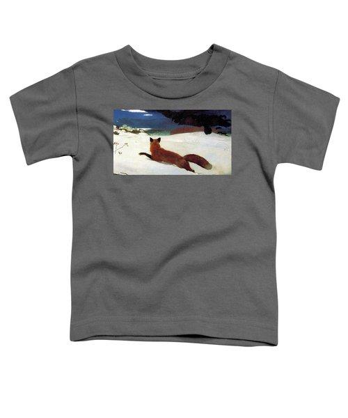 Fox Hunt Toddler T-Shirt