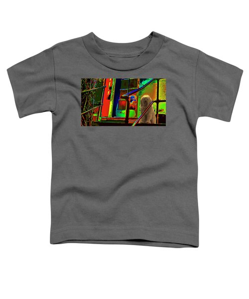 Foxy Roxy Toddler T-Shirt