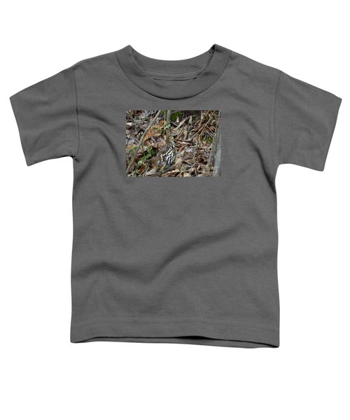 Framed Rugr Toddler T-Shirt