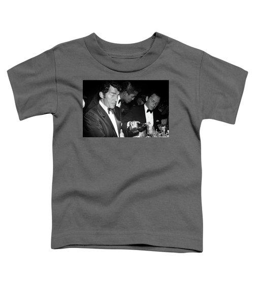 Frank Sinatra Drank American Whiskey His Way Toddler T-Shirt