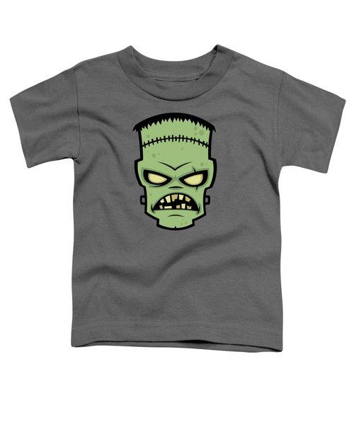 Frankenstein Monster Toddler T-Shirt