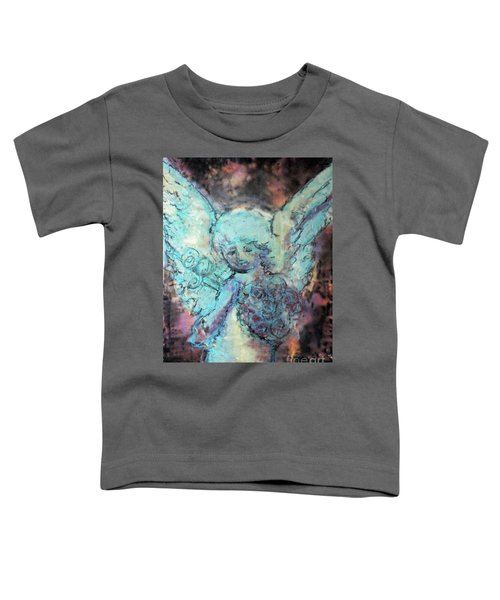 Franklin Angel Toddler T-Shirt