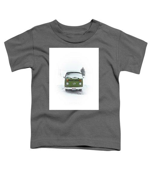 Freezenugen Toddler T-Shirt by Andrew Weills