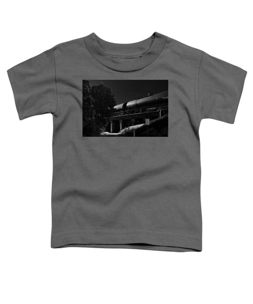 Freight Over Bike Path Toddler T-Shirt