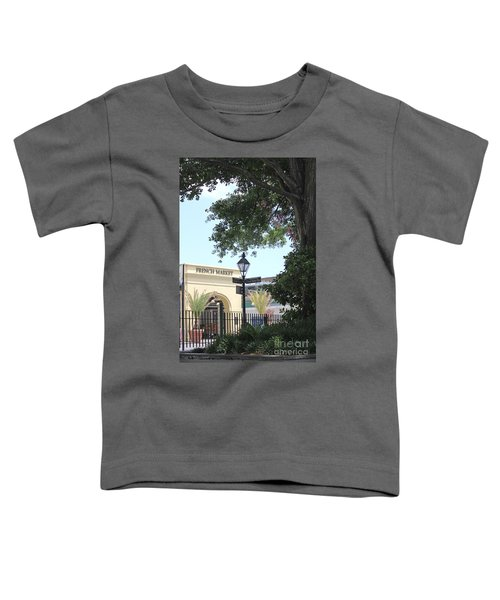 French Market Toddler T-Shirt