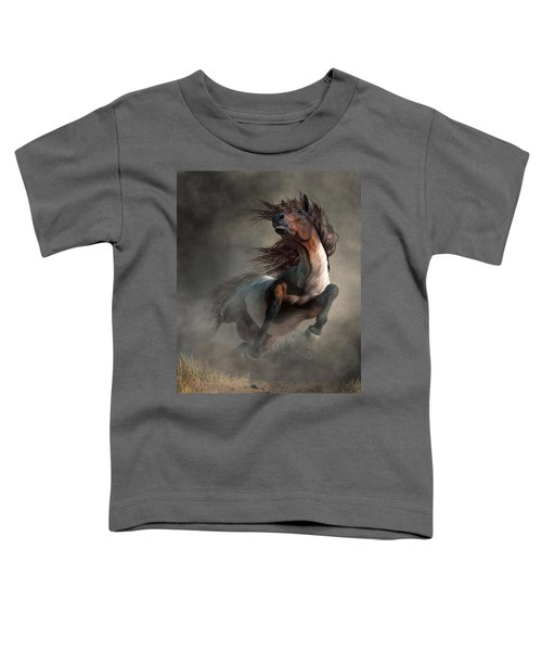 Frenzy Toddler T-Shirt
