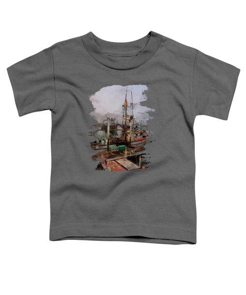 Fresh Live Crab Toddler T-Shirt