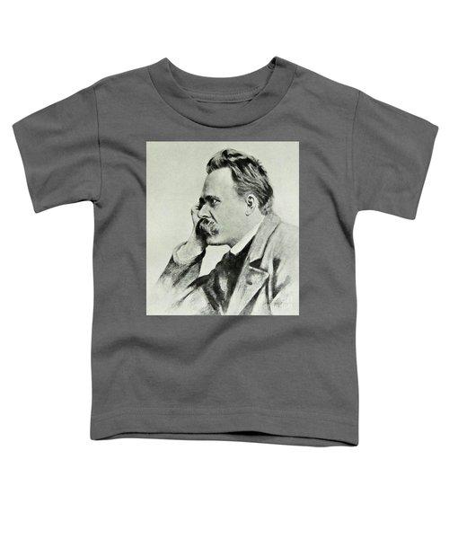 Friedrich Nietzsche, 1912 Toddler T-Shirt