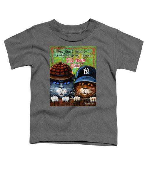 Friends Toddler T-Shirt