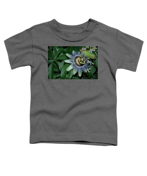 Fringed Color Toddler T-Shirt