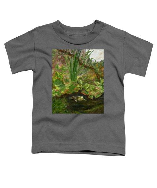 Frog Medicine Toddler T-Shirt