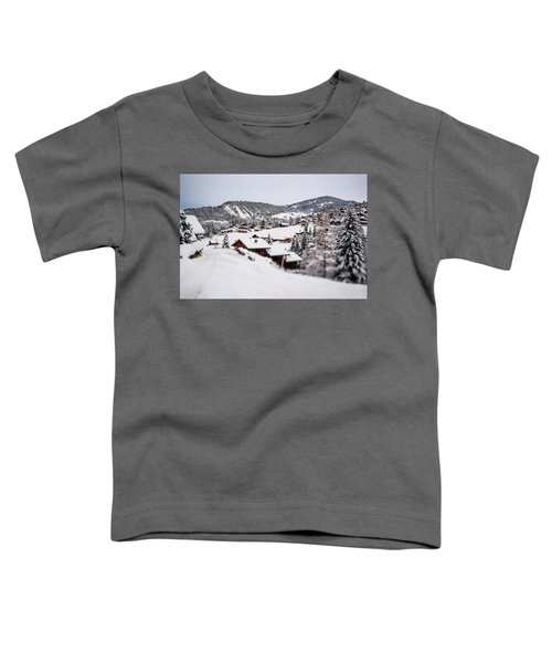 From A Distance- Toddler T-Shirt