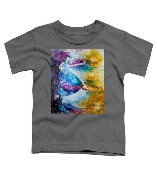 From Captivity To Creativity Toddler T-Shirt