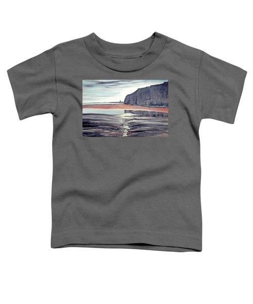From Dane's Dyke Towards Bridlington Toddler T-Shirt