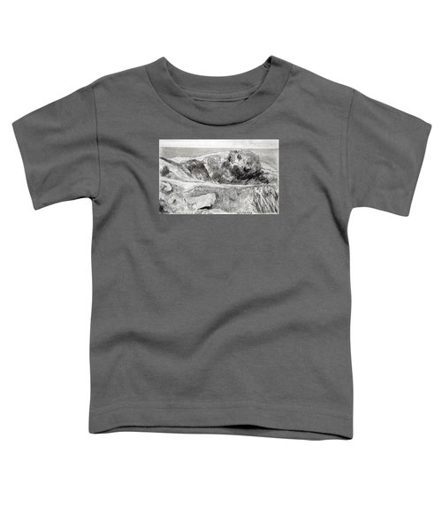 From My Window A Clump Of Trees Toddler T-Shirt